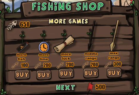 Fishing shop