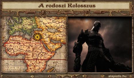 A rodoszi Kolosszus
